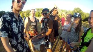 Powers Band Camp 2015 Time Lapse And Slide Show