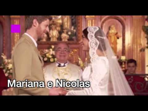 il segreto - mariana e nicolas si sposano?