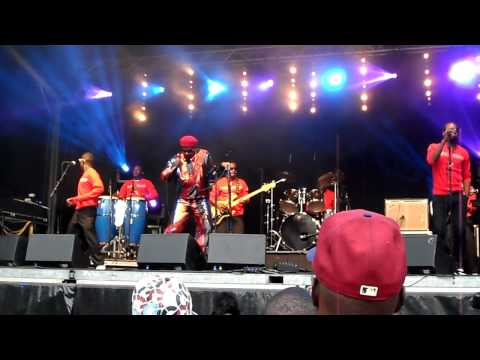 Dr_ Sakis @ The hague african festival 2010 part 1