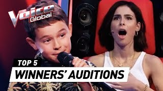 Video Talented young WINNERS in The Voice Kids MP3, 3GP, MP4, WEBM, AVI, FLV September 2019