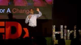 Amiad Israel  city photo : The garbage revolution: Amiad Lapidot at TEDxHiriya