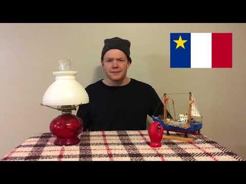 4 ACCENTS | FRANCE vs ONTARIO vs ACADIE vs QUÉBEC (видео)