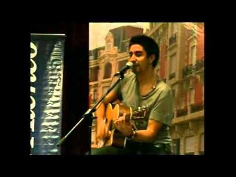 Alex Ubago video Mil horas - Auditorio El Ateneo, Marzo 2009