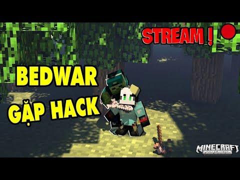REDHOOD STREAM BEDWAR MINECRAFT KHOE TÓC MỚI GẶP HACK*Redhood Stream Minecraft bedwar - Thời lượng: 1:33:26.