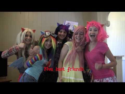 my little pony friendship is magic parody episode 1  live action