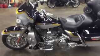 8. 2012 Harley Davidson CVO screaming eagle ultra Electra glide classic