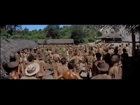 The Bridge On The River Kwai (Unbroken Style)