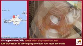 Consell Spain  City pictures : 4 slaapkamers Villa te Koop in Consell, Balears (Illes), Islas Baleares, Spain