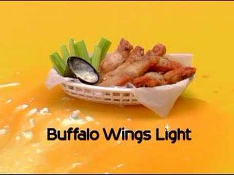 Beer Commercial-- IC Light and Buffalo Wings