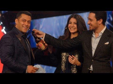 Imran Khan, Anushka Sharma Enter The House