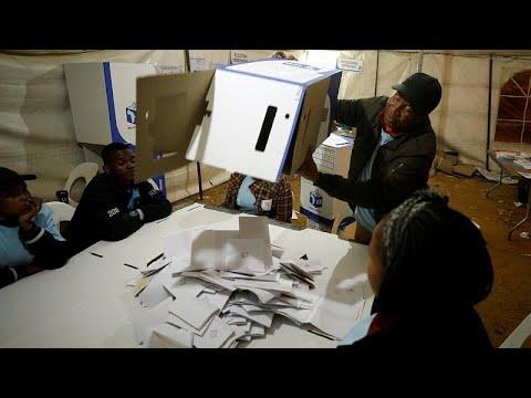 Südafrika: Dem ANC winkt die absolute Mehrheit bei de ...