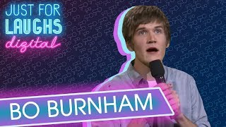 Bo Burnham Stand Up - 2013, Just for laughs, Just for laughs gags, Just for laughs 2015
