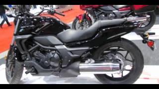 5. 2014 Honda CTX700N Walkaround [gulebure]