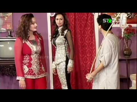 Video Ticket To Hollywood | Iftikhar Thakur | New Pakistani Stage Drama Trailer | Full Comedy Show download in MP3, 3GP, MP4, WEBM, AVI, FLV January 2017