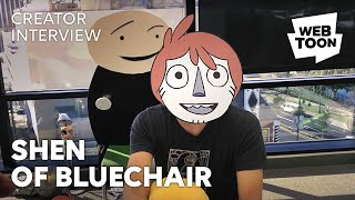 Video Creator's Interview with Shen - Bluechair MP3, 3GP, MP4, WEBM, AVI, FLV April 2018