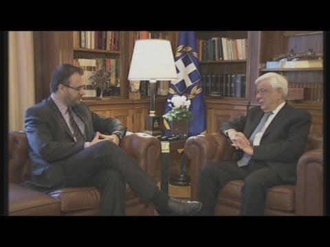 Π. Παυλόπουλος: Η συνεννόηση καταξιώνει τις πολιτικές ηγεσίες στα μάτια της κοινωνίας
