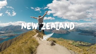 A month traveling around New Zealand's south and north islands - I was sent on a GoPro shoot for a 5 day kayak trip and I...