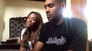 "Tamia Covers Frank Ocean's ""Thinking Bout You"" With Grant Hill On The Piano 