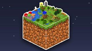 Saving The Minecraft Planet