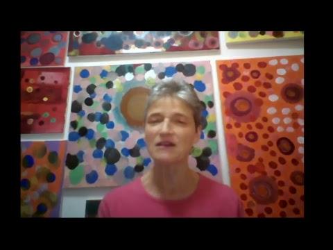 Barbara Goldsmith Live Stream  - Happy New Moon! Taking a RISK!! (видео)