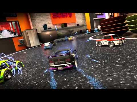 Video - Το Table Top Racing: World Tour έρχεται στο Xbox One