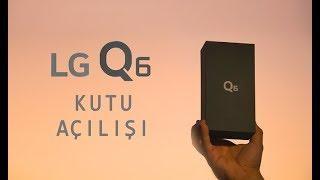 LG Q6 Kutu Açılışı