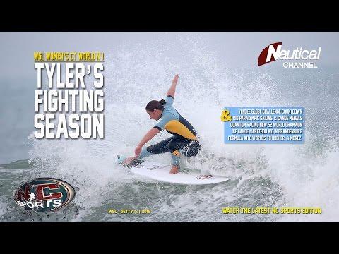 NC Sports  23 Sept|WSL Trestles, Rio Paralympics, Quantum, Formula Kite