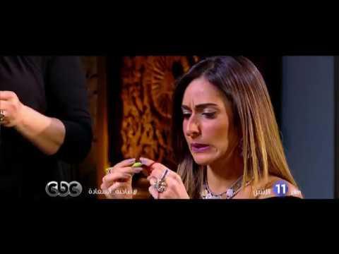 """أمينة خليل ضيفة حلقة الليلة من """"صاحبة السعادة"""""""