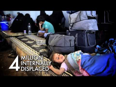 Syria Crisis - UNHCR Executive Committee Meeting