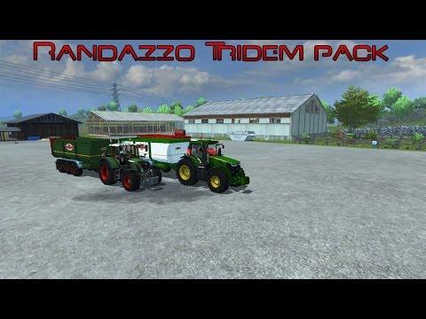 Randazzo tridem TR70 v1.2 MR