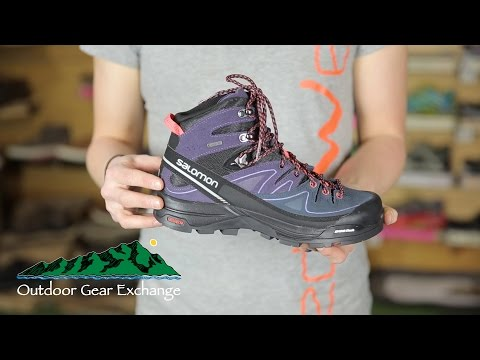 Gear Review: Salomon X ALP MID LTR GTX