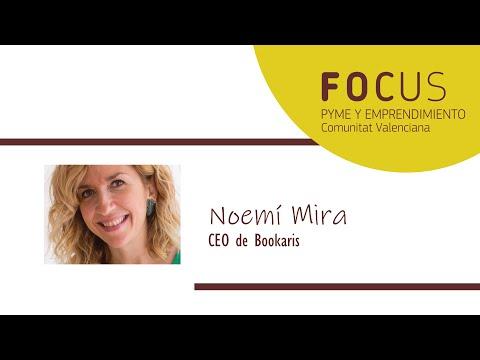 Entrevista Noemí Mira en Focus Pyme y Emprendimiento L´Alacantí  2019