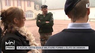 Autun France  City new picture : LE FEUILLETON : À Autun, cette école militaire forme l'élite de demain