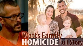 Video WATTS FAMILY FULL STORY WHAT REALLY HAPPENED MP3, 3GP, MP4, WEBM, AVI, FLV Juni 2019