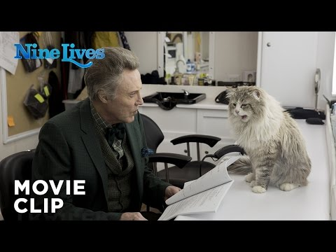 Nine Lives (2016) (Clip 'I'm a Cat Whisperer')