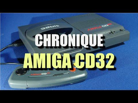Chronique : Amiga CD32