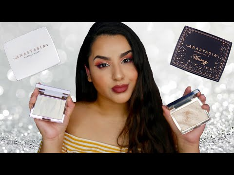 ABH ICED OUT HIGHLIGHTER VS AMREZY HIGHLIGHTER | DO YOU NEED BOTH?