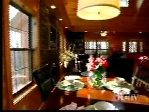 Blue Ridge Log Cabins - Amazing Log Homes HGTV