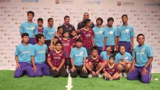Worldmagnum Thailand Children With Disabilies Sports Training In Special Olympics Unicef