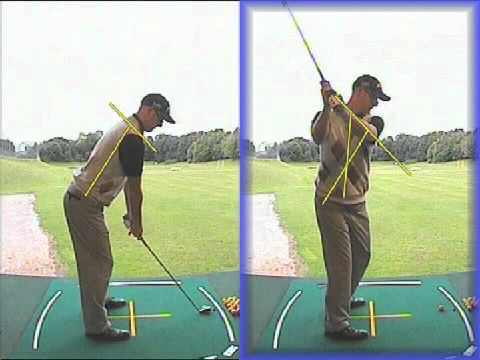 Golf Swing Lesson | Shoulder Turn Backswing | Exeter Golf Lessons