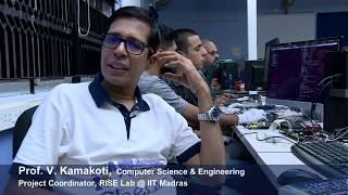 India's fully indigenous micro processor Shakti  RIMO from  IIT Madras