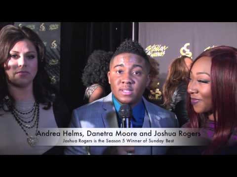 Sunday Best On the Red Carpet at the 29th Annual Stellar Awards