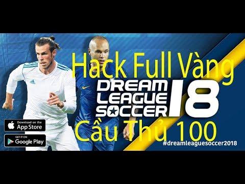 cách hack dream league 18 cho ios