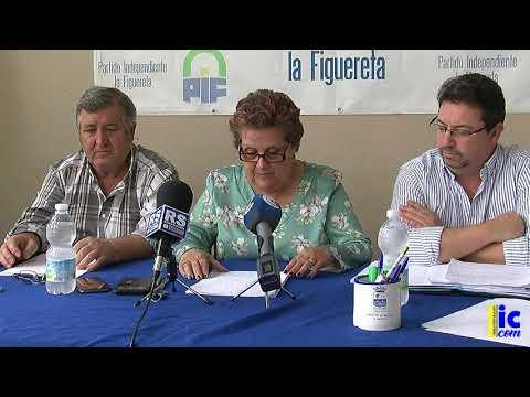 Rueda de Prensa PIF Isla Cristina 2018
