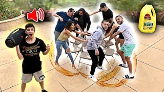 Video First To Sit Wins $10,000 - EXTREME Musical Chairs Challenge MP3, 3GP, MP4, WEBM, AVI, FLV Juni 2019