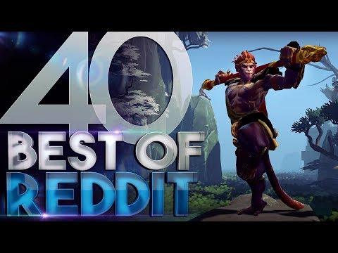 Reddit funny - Dota 2 Best Moments of Reddit - Ep. 40