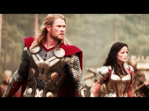 Movie trailer - Thor: The Dark World Trailer 2013 - Official Thor 2 movie trailer #2 in HD - starring Chris Hemsworth, Natalie Portman, Tom Hiddleston, Anthony Hopkins - dir...