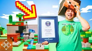 Video 10 Minecraft World Records The Game Wants You To Break MP3, 3GP, MP4, WEBM, AVI, FLV September 2019