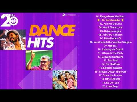 Top Dance Hits 2016   Tamil   Jukebox