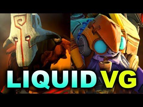 LIQUID vs VG - GAME OF A DAY - ESL KATOWICE MAJOR DOTA 2 (видео)